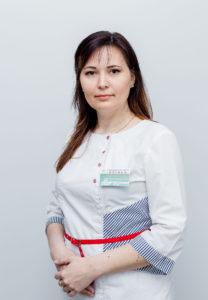 Горбунова Светлана Юрьевна