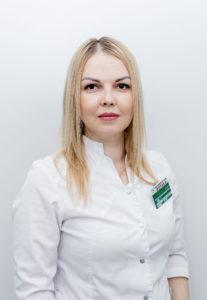Николюк Ольга Александровна