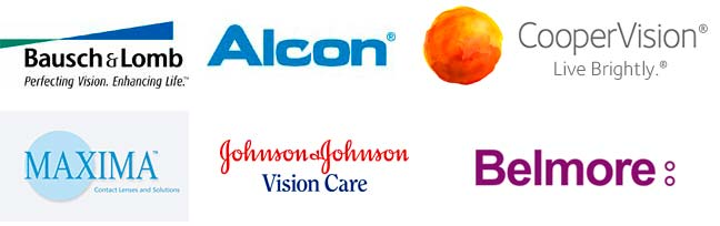 Ведущие мировые фирмы контактных линз