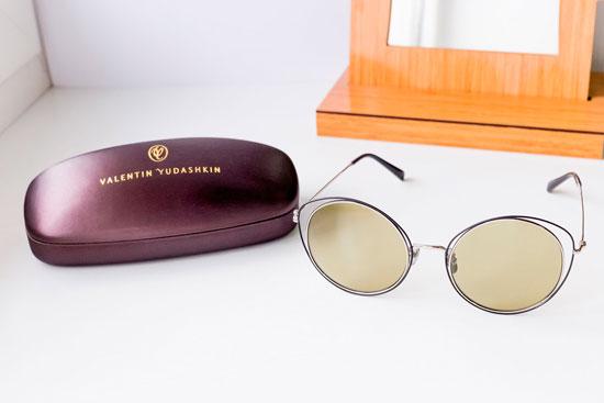 Юдашкин очки от солнца
