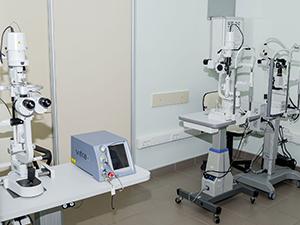 Офтальмологические исследования