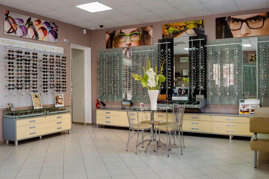 Салон оптики в Севастополе